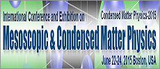 Condensed Matter Physics-2015