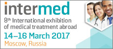 International exhibition of medical treatment abroad InterMed